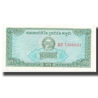 Billet, Cambodge, 0.1 Riel (1 Kak), 1979, 1979, KM:25a, SUP - Cambodia