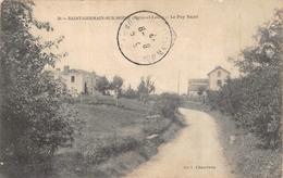 SAINT GERMAIN Sur MOINE  - Le Puy Ragot - Autres Communes