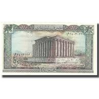 Billet, Lebanon, 50 Livres, 1964-1988, KM:65c, SPL - Liban