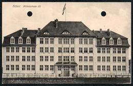 C5344 - Erfurt - Mittelschule Schule - W. Hildebrand - Erfurt