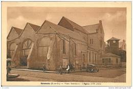 95 SANNOIS - Vieux  Souvenirs - L,Eglise 16ieme Siecle - Sannois