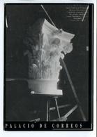 PALACIO DE CORREOS - CAPITEL COLUMNA N° 566, DICIEMBRE 1921. ALDO SESSA FOTOGRAFO. TARJETA POSTAL CIRCULADO 2001 - LILHU - Argentina