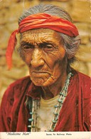 Etats-Unis - Indien - Medicine Man - Photo Courtesy : Santa Fe Railroad - Shaman - Sorcier - Santa Fe