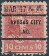 USA - Precancels, Preoblitére - KANSAS CITY, MO - Etats-Unis
