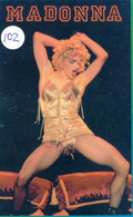 MADONNA On Phonecard * Telecarte CINEMA FILM MOVIE KINO * SINGER (102) - Musique