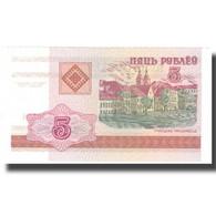 Billet, Bélarus, 5 Rublei, 2000, 2000, KM:22, SPL+ - Belarus