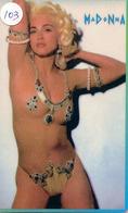 MADONNA On Phonecard * Telecarte CINEMA FILM MOVIE KINO * SINGER (103) - Musique