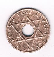 HALF PENNY 1952 BRITISH WEST AFRICA /4117/ - Coins