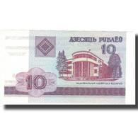Billet, Bélarus, 10 Rublei, 2000, KM:23, SPL+ - Belarus