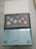 6607-2019    COFFRET MONNAIE DE PARIS FLEURS DE COINS 1981 - Z. FDC