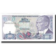 Billet, Turquie, 1000 Lira, L.1970, 1998, KM:196, SUP+ - Turquie
