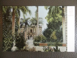 Antique Tarjeta Postal - Peru Perou - Pabellón Gótico En La Exposición - Lima - Polack-Schneider N°5024 - Peru