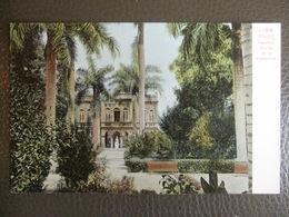 Antique Tarjeta Postal - Peru Perou - Pabellón Gótico En La Exposición - Lima - Polack-Schneider N°5024 - Pérou