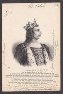 91564/ CHARLES V *le Sage*, Roi De France - Hommes Politiques & Militaires