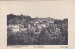 VUE D  AULLENE - France