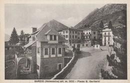 BARZIO - PIAZZA G.GARIBALDI - Lecco
