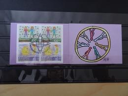 Schweiz Michel 0-155 Markenheft Pro Juventute 2008 Gestempelt (9947) - Booklets
