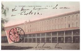 23  ROANNE   LYCEE DE GARCONS  1906 - Roanne