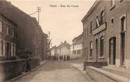Ligny - Rue Du Conté (animation) - Sombreffe