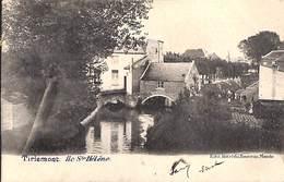 Tienen Tirlemont - Ile Ste Hélène (Edit Hôtel Du Nouveau Monde, 1903) - Tienen