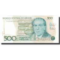 Billet, Brésil, 500 Cruzados, Undated (1986), KM:212a, SPL+ - Brazil