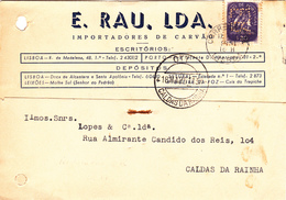 Portugal - De Figueira Da Foz Para Caldas Da Rainha - Portugal