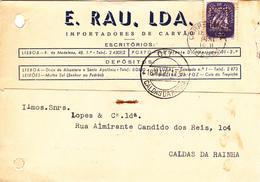 Portugal - De Figueira Da Foz Para Caldas Da Rainha - Otros