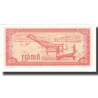 Billet, Cambodge, 0.5 Riel (5 Kak), 1979, 1979, KM:27A, SUP - Cambodia