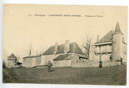 Lamonzie Montastruc Château De Lescot - France
