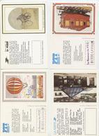 Calendrier, La Poste, Petit Format, 15x 10,de 1980 à 1996, 13 Calendriers, Distribués  Par La Poste De Lavaur, 31, - Calendars