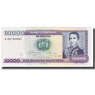Billet, Bolivie, 10,000 Pesos Bolivianos, KM:169a, SPL - Bolivie