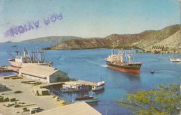 VENEZUELA - Puerto La Cruz - El Puerto De Guanta - Guanta Port - Harbour - Ship - Venezuela