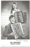 Revel Orchestre Les Borissoff Jean Et Jackie Photo François Cherbourg Avril 1971 - Revel