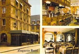 35 - SAINT MALO : Hotel Restaurant NOGUETTE - 9 Rue De La Fosse - CPM CPSM Grand Format - Ille Et Vilaine - Saint Malo