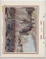 Almanach Des PTT, 1989, Bicentenaire De La Révolution, Prise De La Bastille,déclaration Droits Hom,éditeur, Jean Lavigne - Big : 1981-90