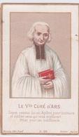 IMAGE RELIGIEUSE - CURE D'ARS - BONAMY - POITIERS - Images Religieuses