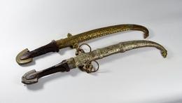 Lot Koumyia Maroc 1900 - Knife - Afrique Africa Africain - Armi Bianche