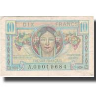 France, 10 Francs, Undated (1947), TTB+, Fayette:VF30.1, KM:M7a - Tesoro