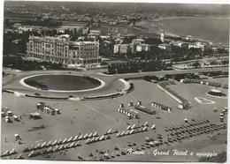 W3015 Rimini - Grand Hotel E Spiaggia - Panorama Aereo Vista Aerea Aerial View Vue Aerienne / Non Viaggiata - Rimini