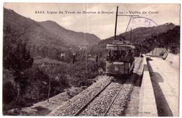 4564 - Sospel ( 06 ) - Ligne De Tram De Menton à Sospel ( Vallée Du Carei ) - N°3444 - éd. Giletta - - Sospel