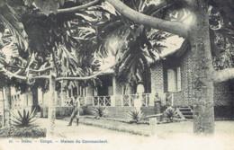 Irebu Congo Maison Du Commandant N°11  1906 - Belgian Congo - Other