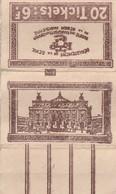 Petit Lot De Differents Tickets De Transport ( Train Tramway Etc) - Transportation Tickets