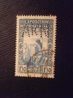 ALGERIE ALGERIA TIMBRE 129 AKN1 PERFORE PERFORES PERFIN PERFINS PERFORATION LOCHUNG PERCE PERFORATI PERFO - Algerien (1924-1962)