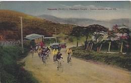 Nouvelle Calédonie Nouméa Montagne Coupée Course Cycliste De 100 Km Cyclisme - Neukaledonien