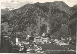 W3022 Gressoney La Trinité (Aosta) - Panorama / Non Viaggiata - Italia
