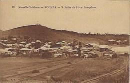 Nouvelle Calédonie Nouméa 2ème Vallée Du Tir Et Sémaphore - Nuova Caledonia
