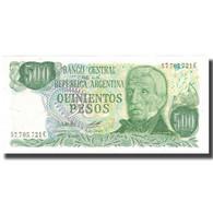 Billet, Argentine, 500 Pesos, Undated (1977-82), KM:303a, SUP+ - Argentine