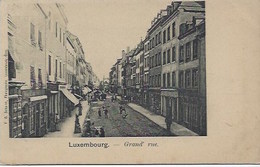 Luxembourg Grand Rue - Luxemburg - Town