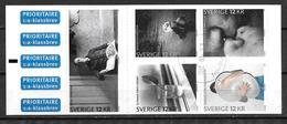 Suède 2012 Carnet C2854 Oblitéré Art Photographique - Carnets