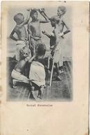 "SOMALIA OLD PC ""Somali Sweetseller"" PC  USED - Somalie"
